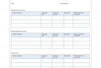 Business Action Plan Template Excel Sampl Planning Schedule Event with Business Plan Template Free Download Excel