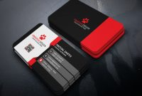 Business Card Design Free Psd On Behance pertaining to Psd Name Card Template