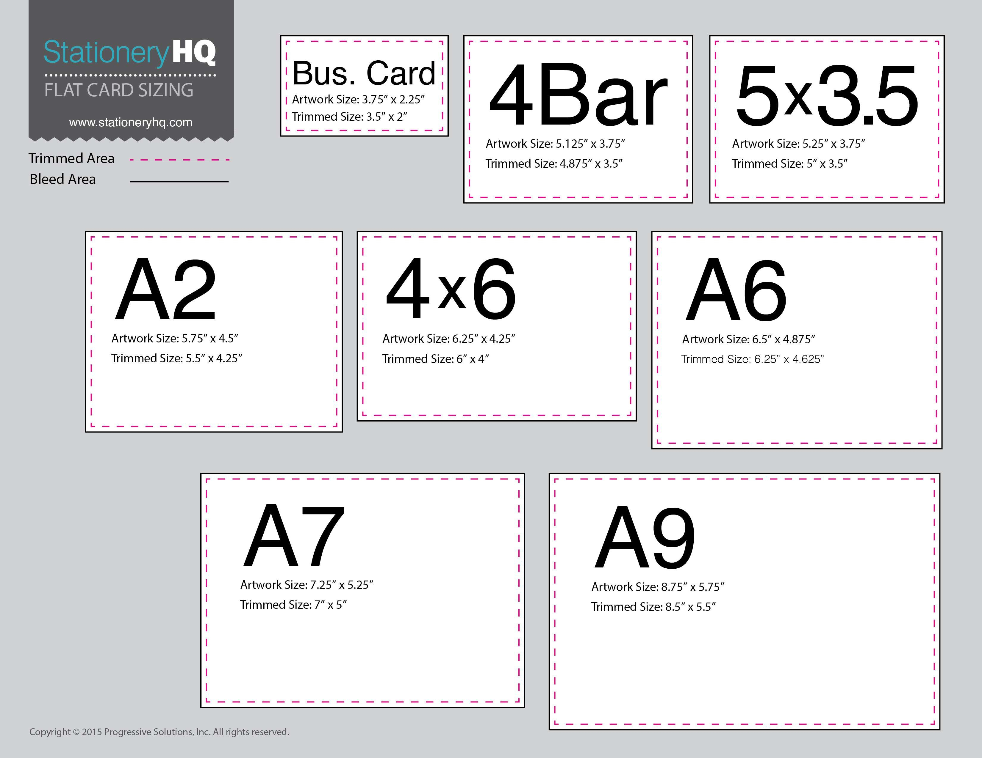 Business Card Size Illustrator Template  Caquetapositivo With A2 Card Template