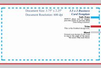 Business Card Size Template Photoshop Lovely Business Cards Size inside Business Card Size Template Photoshop