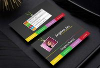 Business Cards For Graphic Designers Beautiful Free Graphic Artist inside Designer Visiting Cards Templates