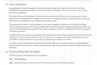 Business Code Of Ethics Policy Templates  Free  Premium Templates throughout Business Ethics Policy Template