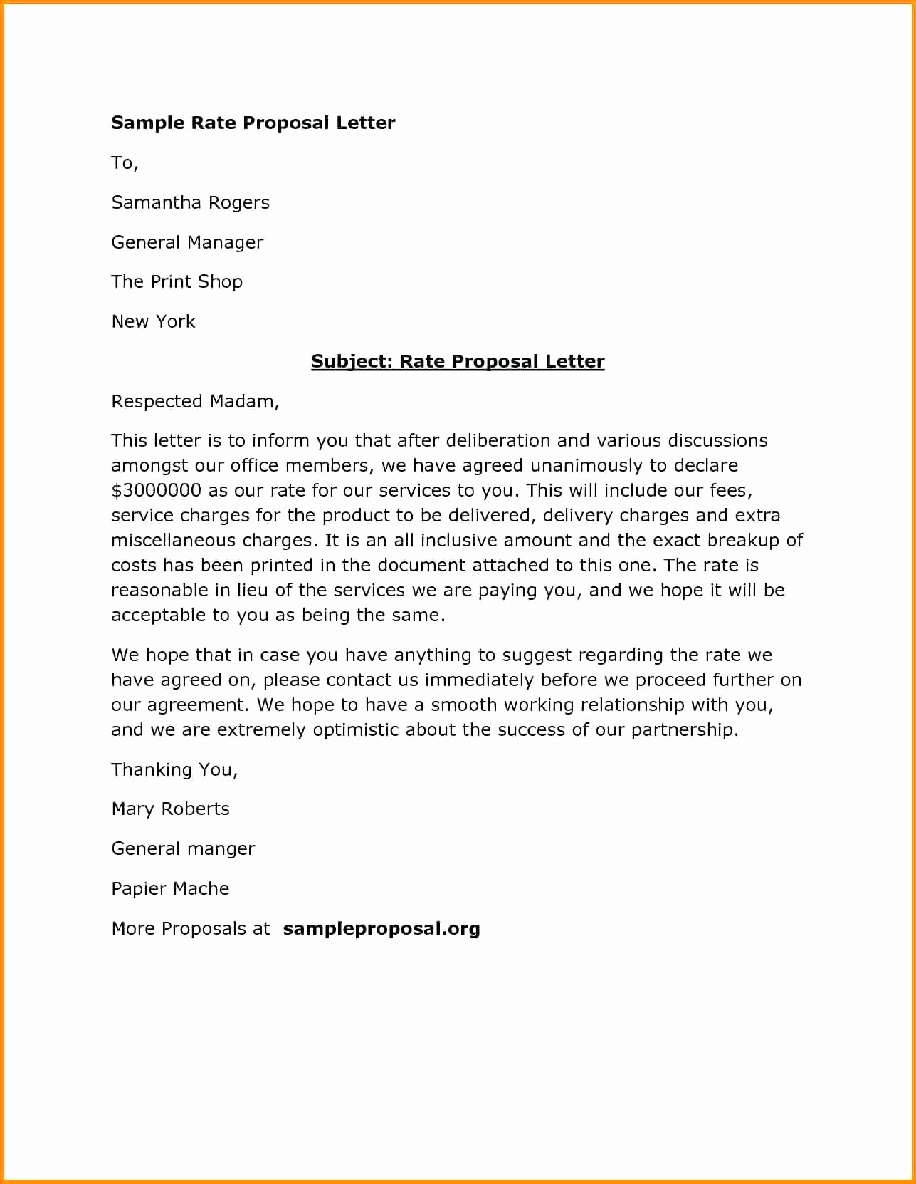 Business Collaboration Proposal Letter Sample – Guiaubuntupt Intended For Letter Of Intent For Business Partnership Template