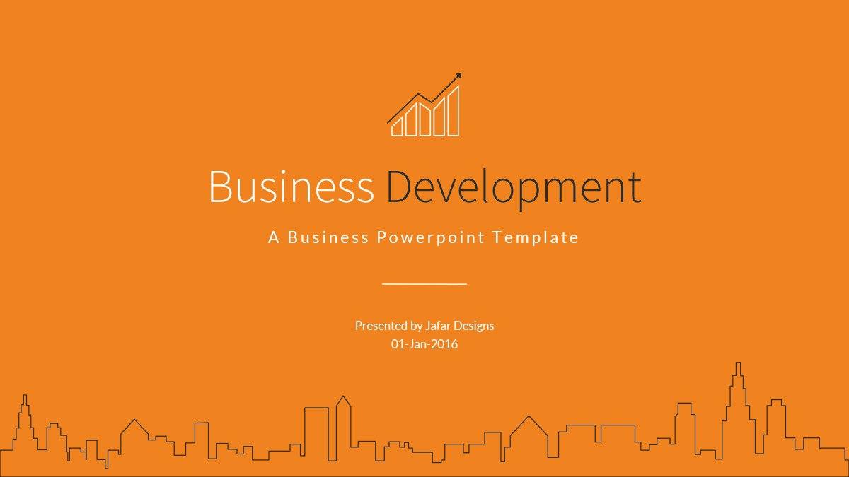 Business Development Powerpoint Templatejafardesigns  Graphicriver Inside Business Development Presentation Template