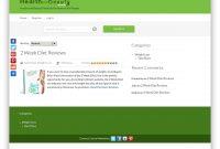Business Directory Template WordPress Freeinkthemes throughout Business Directory Template Free