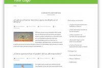 Business Directory Template WordPress Freeinkthemes within Free Business Directory Template
