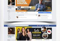 Business Facebook Timeline Cover Psd Bundle  Free Facebook Timeline for Facebook Business Templates Free