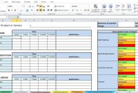 Business Impact Analysis Template Excel  Excel Tmp throughout Business Impact Analysis Template Xls