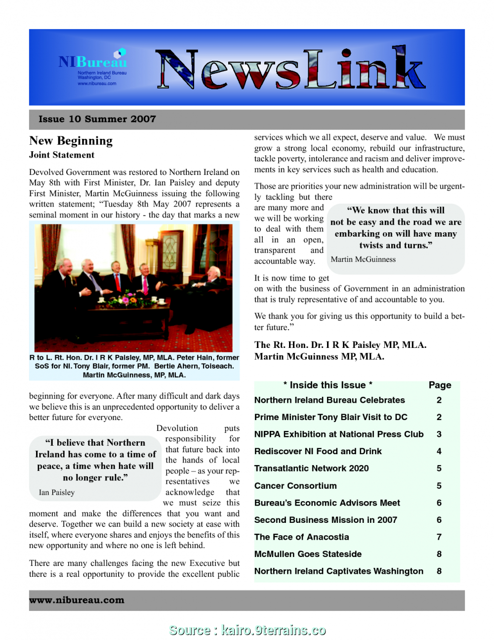 Business Newsletter Templates Free Download Word Microsoft Regarding Free Business Newsletter Templates For Microsoft Word