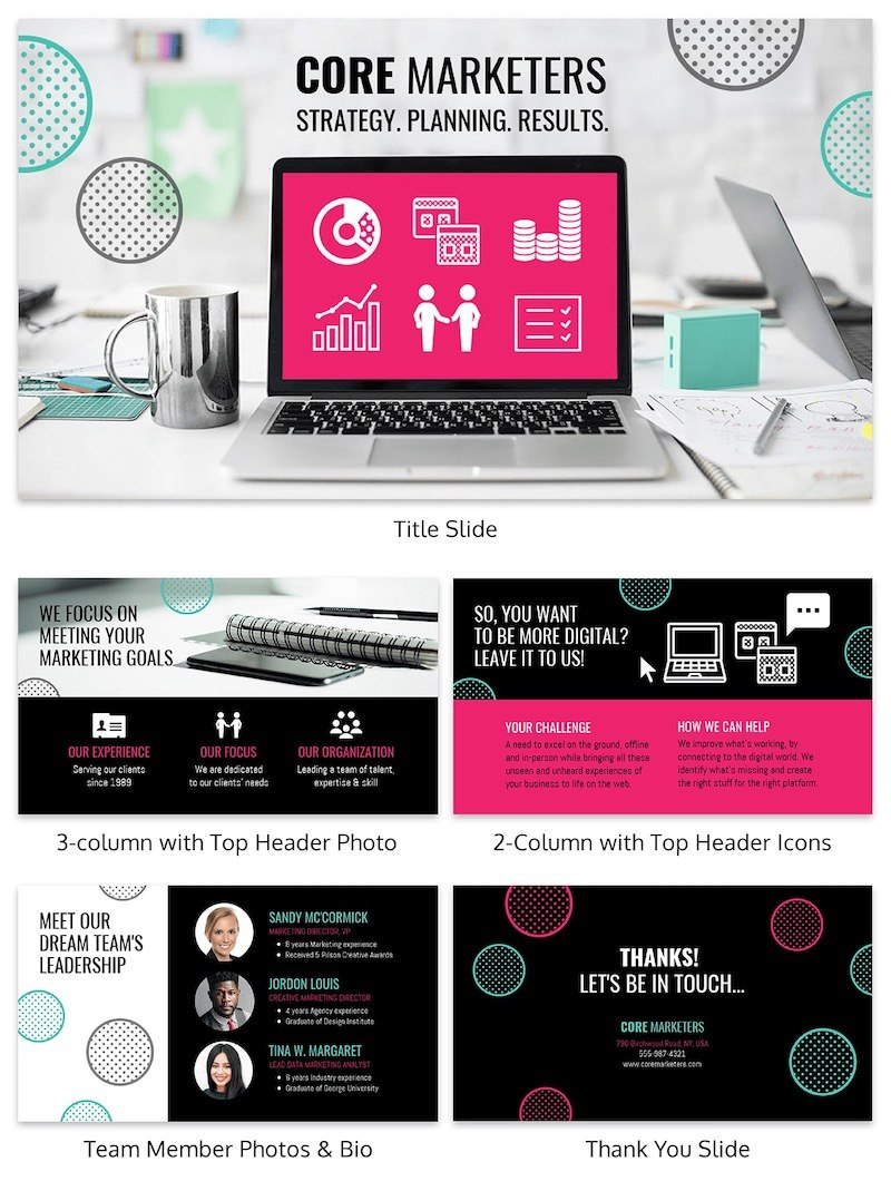 Business Pitch Deck Templates And Design Best Practices To Intended For Business Idea Pitch Template