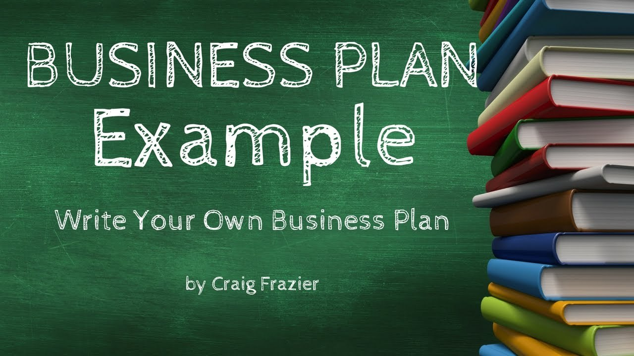 Business Plan Examples  Templates  How To Write A Business Plan Regarding How To Put Together A Business Plan Template