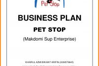 Business Plan For Pages Template Unusual Cover Page Doc Apa regarding Business Plan Cover Page Template
