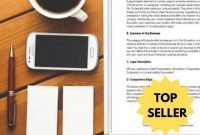 Business Plan Template  Etsy with Etsy Business Plan Template