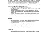 Business Plan Template For Sales Rep Valid Business Proposal in Sales Business Proposal Template