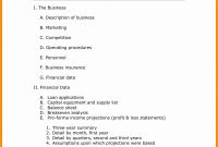 Business Plan Template Pdf Free Download International Market for Daycare Business Plan Template Free Download