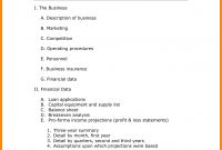 Business Plan Template Sba Templates Top A Non Profit Word pertaining to Sba Business Plan Template Pdf