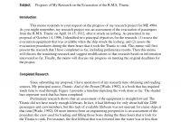 Business Progress Report Example  – Elsik Blue Cetane within Engineering Progress Report Template