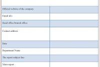 Business Progress Report Template  Sansurabionetassociats inside Company Progress Report Template