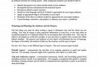 Business Report Format Template  Examples And Forms with regard to Company Report Format Template