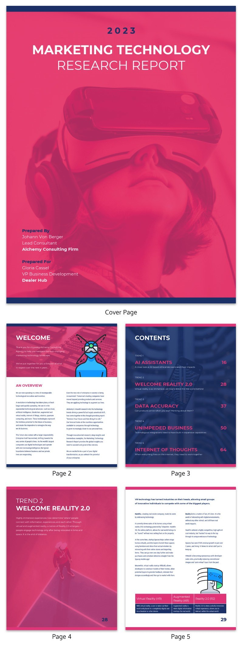 Business Report Templates That Every Business Needs  Design With Regard To Market Intelligence Report Template