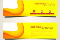 Business Website Banners Free Psd Box in Free Website Banner Templates Download