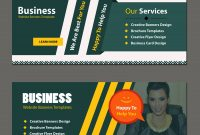 Business Website Modern Banners Template intended for Free Online Banner Templates