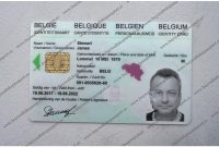 Buy Fake Belgian Id Card Online Belgium Fake Id Card For Sale in French Id Card Template