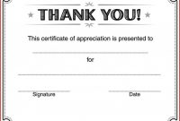 C Certification  Mvblog with regard to Donation Certificate Template