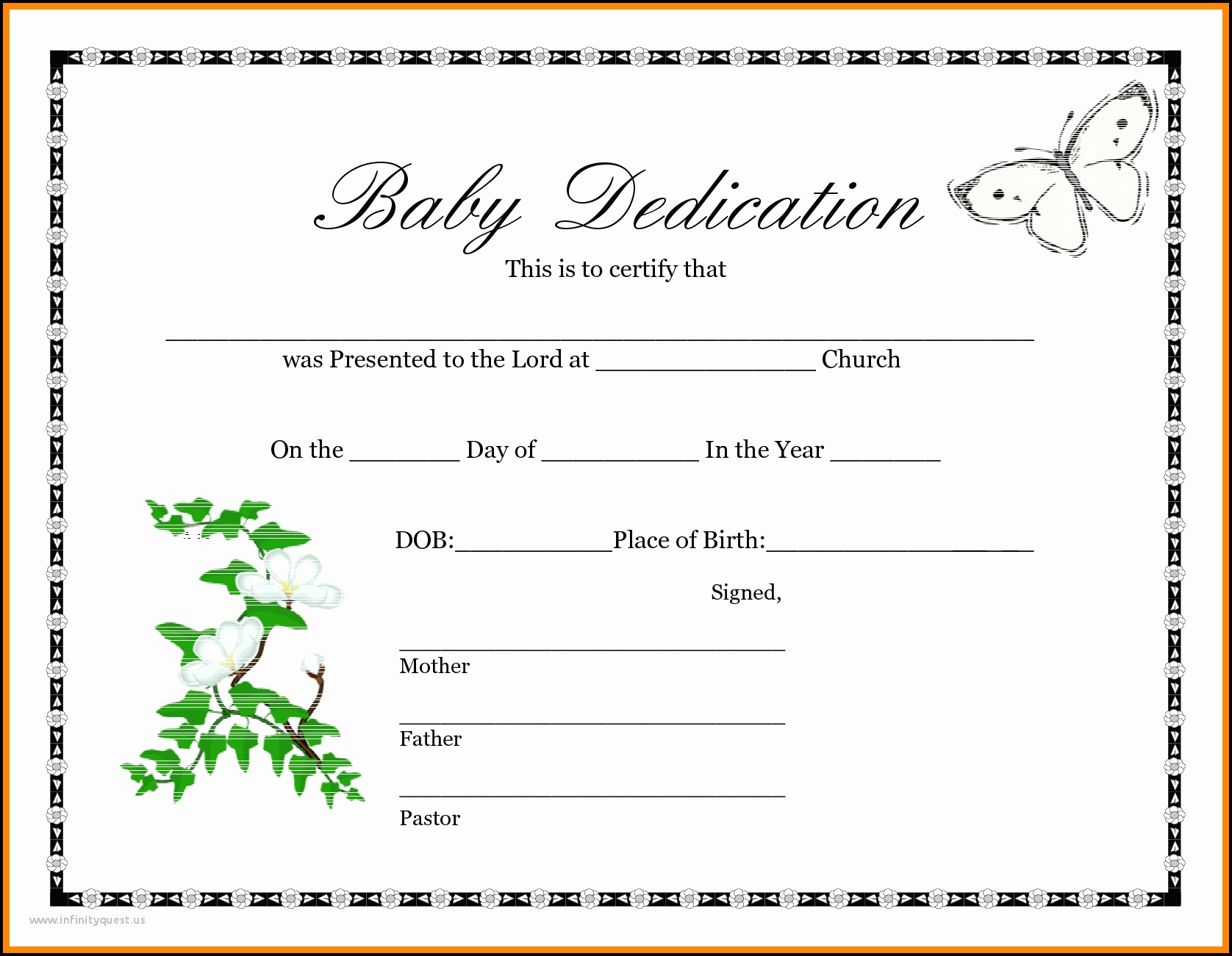 Can My Girlfriend Sign The Birth Certificate Awful Birth Certificate Within Baby Doll Birth Certificate Template