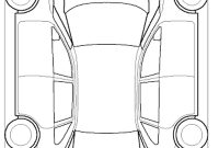 Car Sketch Template At Paintingvalley  Explore Collection Of intended for Car Damage Report Template