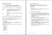 Caregiver Business Package  Caregiving Business Templates within Home Care Service Agreement Template