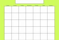 Category Calendar   Otohondalongan in Blank Activity Calendar Template