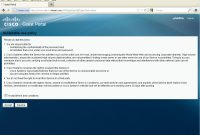 Central Web Authentication Cwa For Gu  Cisco Community with regard to Guest Wireless Acceptable Use Policy Template