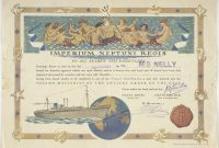 Certificate  Crossing The Equator Ms Nelly Wittusen  Jensen As with regard to Crossing The Line Certificate Template