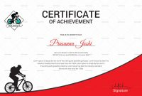 Certificate Of First Place Design Template In Psd Word throughout First Place Certificate Template