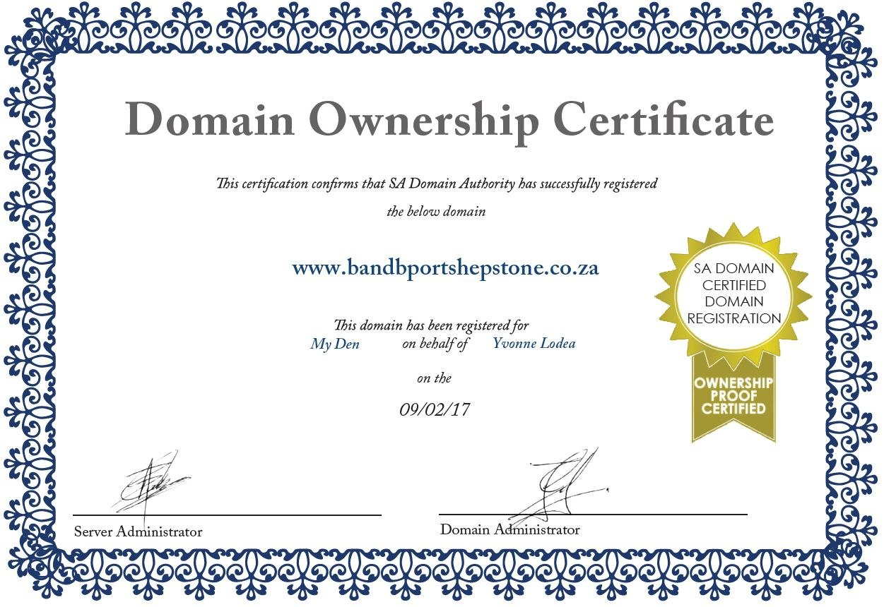 Certificate Of Ownership Template  Certificate Of Ownership Throughout Certificate Of Ownership Template