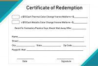Certificate Of regarding Sample Certificate Of Participation Template