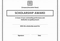 Certificate Templates For Word Or Golf Handicap With Professional within Golf Certificate Templates For Word