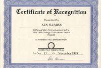 Certificate Templates For Word Template Staggering Ideas inside Safety Recognition Certificate Template
