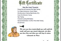Certificate Templates Funny  – Elsik Blue Cetane within Walking Certificate Templates