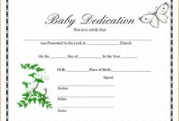 Certificate Templates Sample Birth Certificates for Birth Certificate Templates For Word