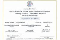 Ceu Certificates Template Elegant Continuing Education Certificate throughout Continuing Education Certificate Template