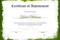 Champion Certificate  Sansurabionetassociats intended for Winner Certificate Template