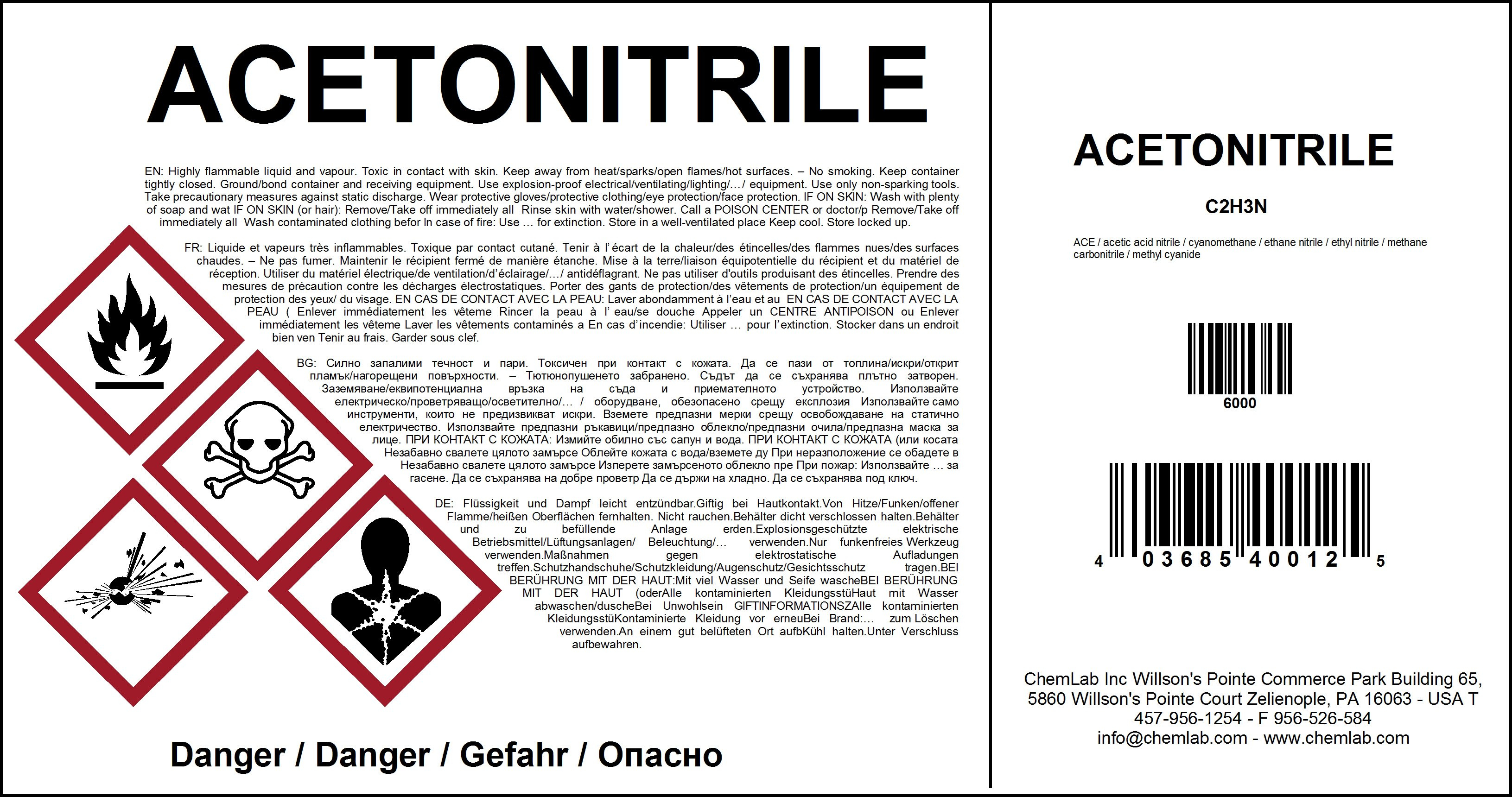 Chemical Labeling Ghs Compliance Labeling  Nicelabel Regarding Ghs Label Template