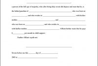 Child Support Agreement Template Free Download Visitation L regarding Mutual Child Support Agreement Template