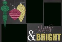 Christmas Card Layouts Diagnenuevodiarioco Free Customizable pertaining to Free Holiday Photo Card Templates