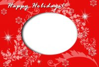 Christmas Card Templates  Rtcrita's Blog in Christmas Photo Card Templates Photoshop