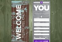 Church Visitor Card Template Word Fantastic Ideas ~ Nouberoakland with regard to Church Visitor Card Template Word