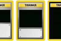 Classic Trainer With Expanded And Fullart Blanksicycatelf On pertaining to Pokemon Trainer Card Template