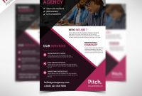 Clean And Professional Business Flyer Free Psd  Psdfreebies with regard to Cleaning Brochure Templates Free